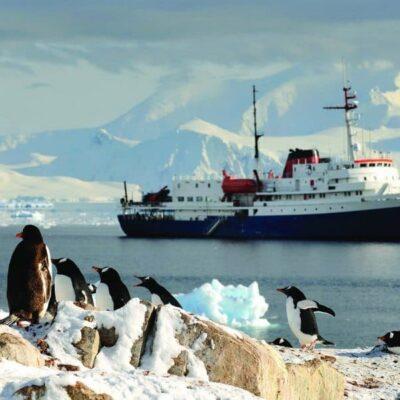 Забронировать билеты на полярный круиз в Чили