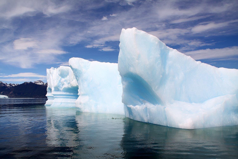 Ледники в Чили