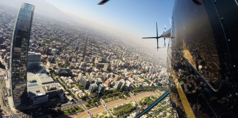 Обзорные экскурсии в Чили: полеты