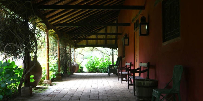 Отели в Чили - Los Lingues