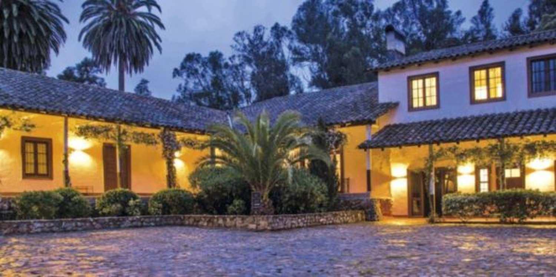Отели в Чили - Hacienda Marchigue