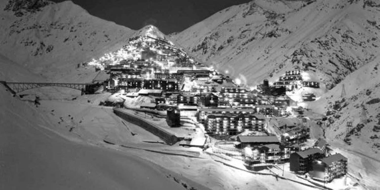 Шахтерский поселок затерянный в Андах