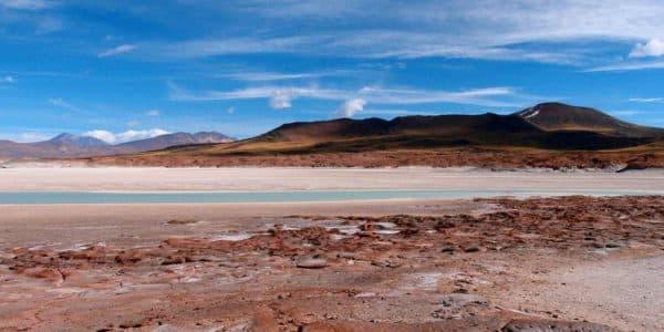 Красные Камни, Пустыня Атакама