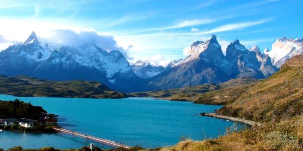 Парк Торрес дель Пайне, Патагония, Чили
