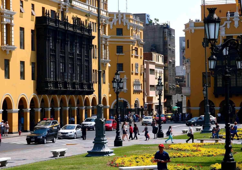 Лима, Перу
