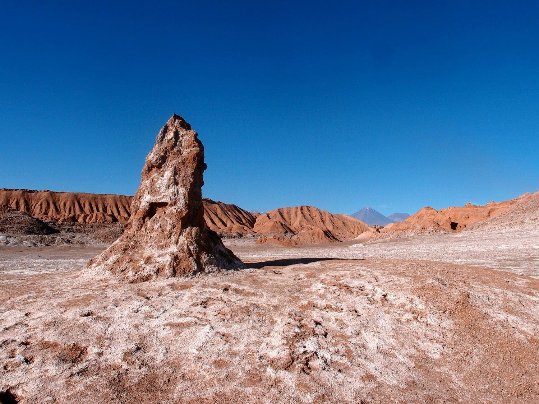 Долина Луны, Атакама, Чили