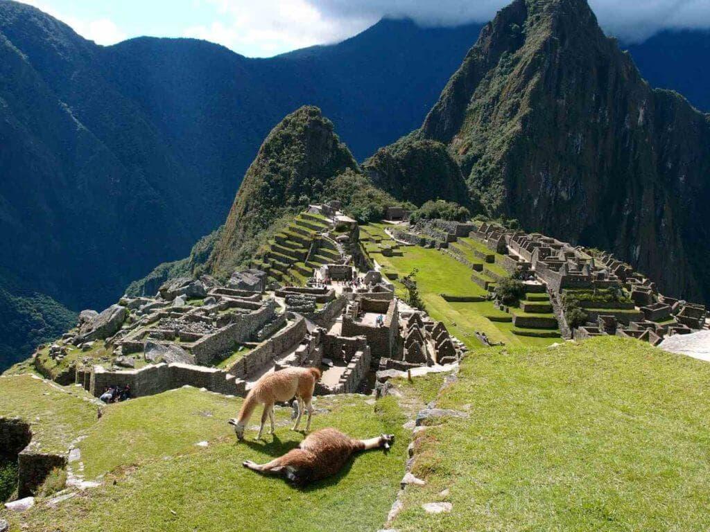 Мачу Пикчу, Перу