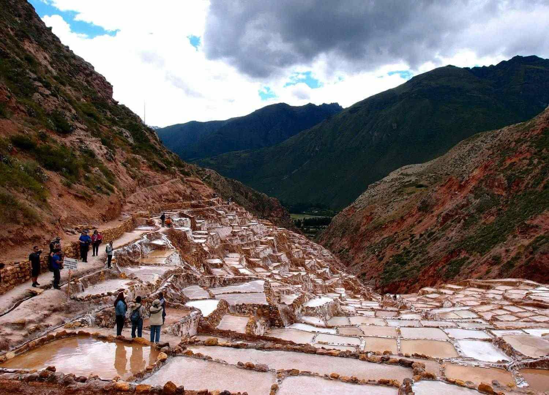Соляные копи Марас, Перу